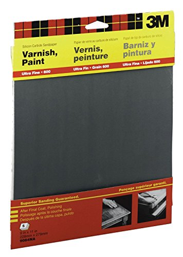 3m 9in. X 11in. Ultra Fine Wetordry Lack, Farbe Sandpapier 9084NA - Wetordry Schleifpapier 3m