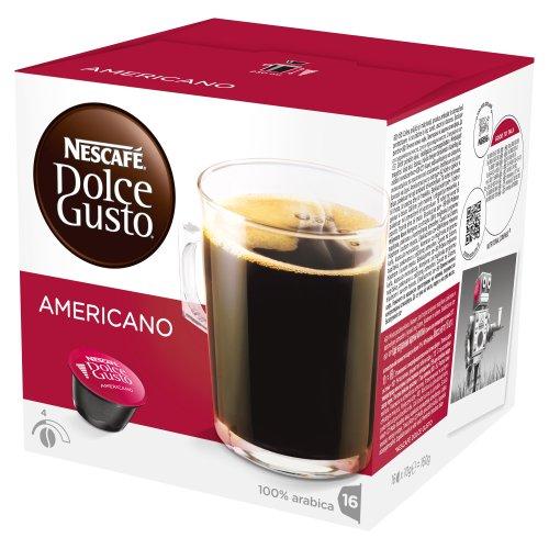 Café Americano Dolce Gusto 16 Caps (Computer Americana)