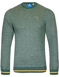 adidas Originals Premium Homme Sweatshirt, Vert