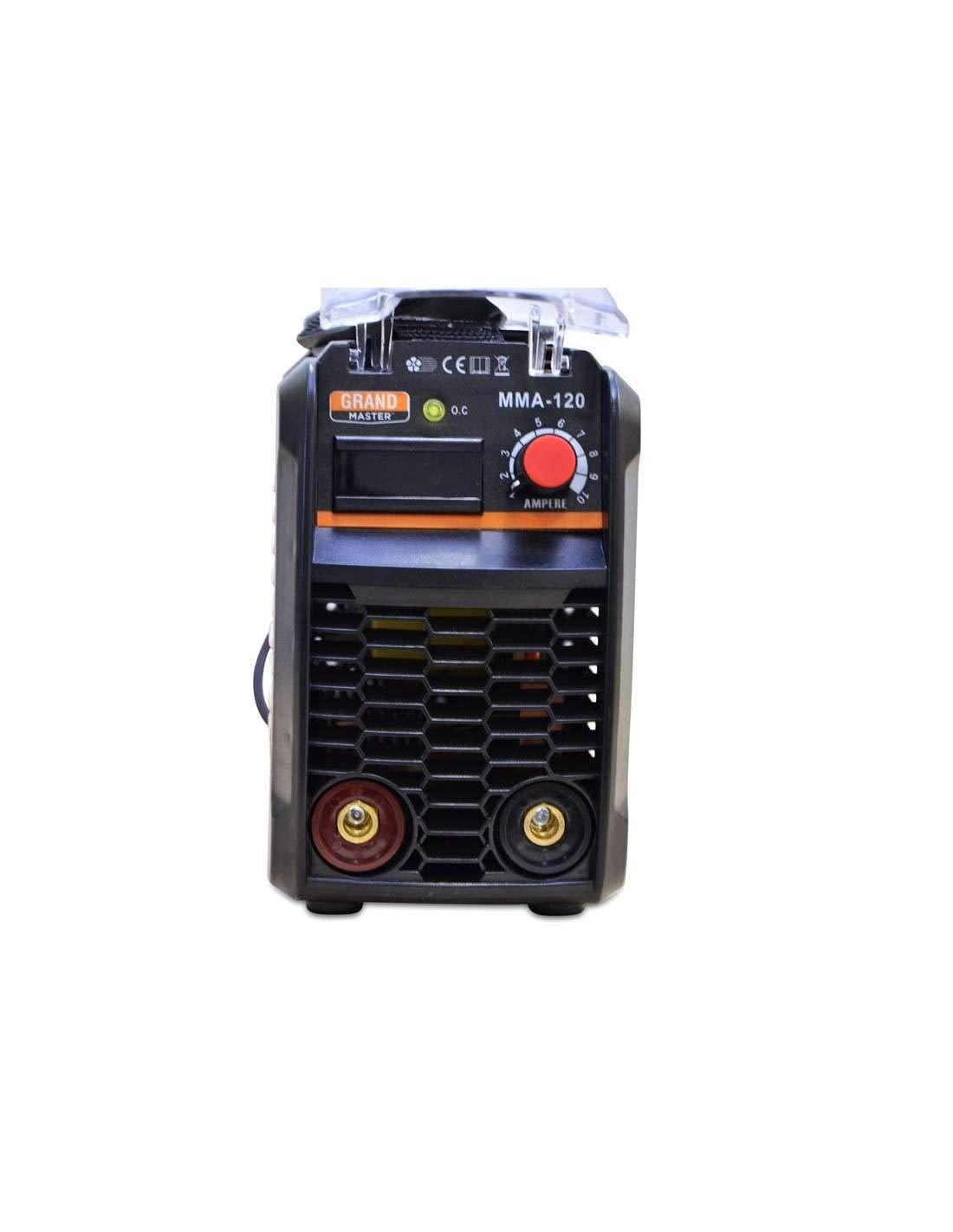 Soldador Inverter Soldadora Equipo de Soldadura Electrodo Electrodo hasta