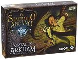 El Símbolo Arcano - Portales de Arkham, juego de mesa (Edge Entertainment EDGSL16)