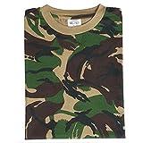 T-Shirt DPM-tarn, M