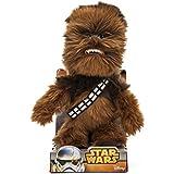 Star Wars - Chewbacca en Steam Velboa felpa, 25 cm de displaybox - Peluche Chewbacca 25 cm