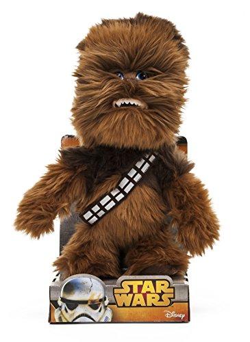Star Wars Joy Toy 1400616 25 cm Star Wars Chewbacca Velboa Velvet Plush Toy in Display Box