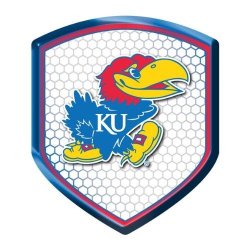Kansas Jayhawks Shield Style