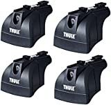 Thule Fixpoint Xt Rapid System Footpack For Cars With Built-In Fixpoints
