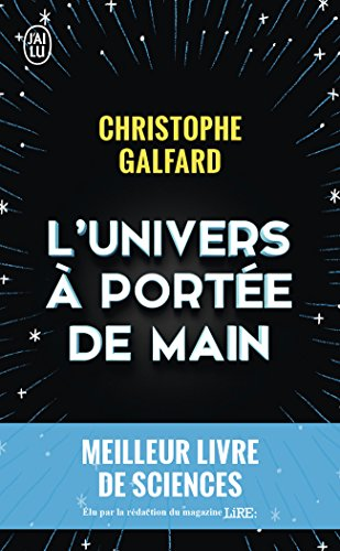 L'univers à portée de main par From J'ai lu