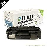 2x MWT Premium Toner ersetzt Canon Cartridge 719H Patronen - für I-Sensys LBP 6300 dn 6310 6650 6670 6680 x & 5800 5840 dn 5880 5900 5940 dn 5980 dw - deutsche Qualität von MWT - kein Original