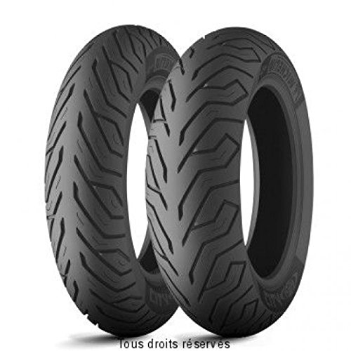 MICHELIN 140/60-13 63P CITY GRIP R TL SCOOTER - 60/60/R13 63P - A/A/70dB - Moto Pneu