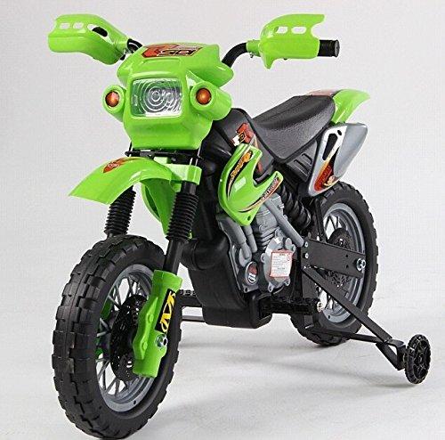 Preisvergleich Produktbild Kinder Elektromotorrad Motocross Quad, Powerakku und Powermotor, Top Design
