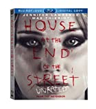 House at the End of the Street (Blu-ray + DVD + Digital Copy) by Jennifer Lawrence