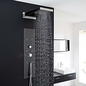 hudson reed colonne de douche thermostatique design. Black Bedroom Furniture Sets. Home Design Ideas