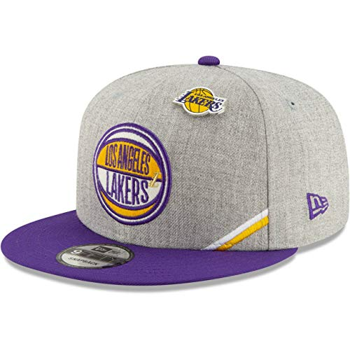 New Era NBA 2019 Draft 950 Snapback Cap (LA Lakers - HEA)