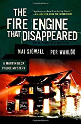The Fire Engine that Disappeared: A Martin Beck Police Mystery (5) (Vintage Crime/Black Lizard) by Maj Sj?all (2009-06-02)