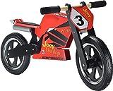 kiddimoto 2her323 - Heroes Superbike Premium Lauflernrad Joey Dunlop