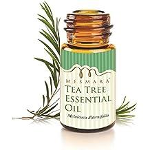 Mesmara 100% Pure Natural and Undiluted Tea Tree Essential Oil, 15ml