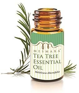 Mesmara Australian Tea Tree Essential Oil 15 ml 100% Pure Natural & Undiluted