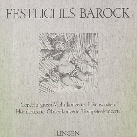 Festliches Barock [5-Lp Box]