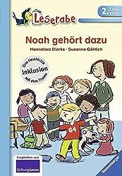 Noah gehört dazu (Leserabe - Schulausgabe in Broschur)