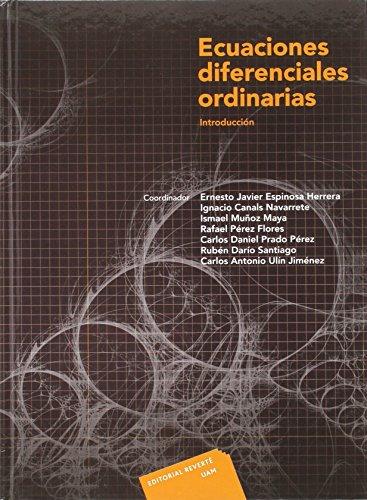Ecuaciones diferenciales ordinarias, Introduccion. III
