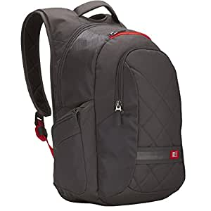 "Case Logic DLBP116G Notebook Sporty Backpack/ For 15.4"" / 16"" Grey"