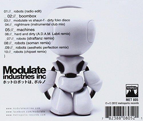 51IUykYBCxL - Robots