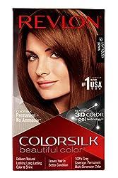 Revlon Colorsilk Hair Color, 200g, Light Golden Brown 5G