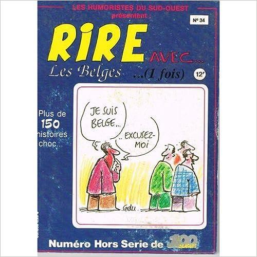 Livres gratuits en ligne Rire avec les Belges epub pdf