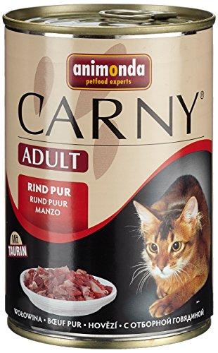 katzeninfo24.de Animonda Carny 83350 Adult Mix1 12 x 400 g – Katzenfutter