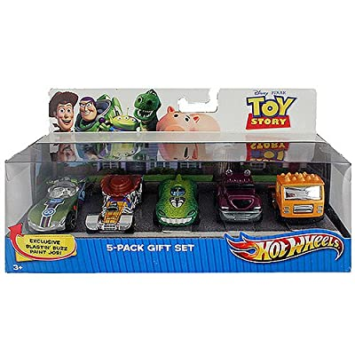 Hot Wheels Toy Story 5 Pack Die-Cast Cars por Toy Story
