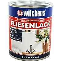 Wilckens Fliesenlack glänzend Weiß 750 ml