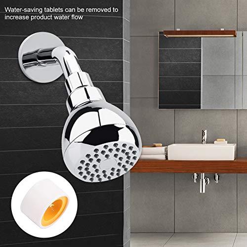 Duschkopf Handbrause Amerikanisches Kleines Handbadezimmer-Wasser-Einsparungs-Spitzenspray Langlebig Mit Justierbarer Baddusche Badezimmer-Hochdruck Und Wasser-Einsparung -