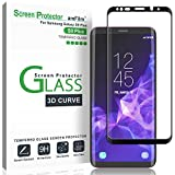 Introducing amFilm Tempered Glass Screen Protectors for your Galaxy S9 PlusamFilm Premium Glass Screen Protectors are made from superior quality tempered glass, and specifically designed to fit your Samsung Galaxy S9 Plus. These Glass Protectors prov...