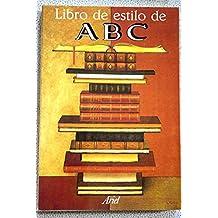 """Libro De Estilo De """"ABC"""