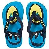 Animal Boys Goofey Summer Holiday Slip On Flip Flops