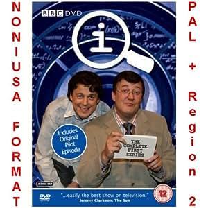 QI (Quite Interesting) Season 1 (A Series) [NON-U.S.A. FORMAT: PAL Region 2 U.K. Import] BBC