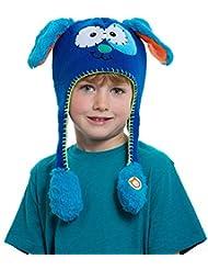 Sombrero de acción cachorro Flipeez Peek-a-Boo