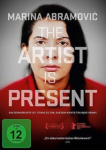 Marina Abramovic: the Artist Is Present (Dvd) [Import