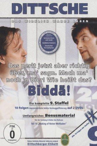 Dittsche - Staffel 9: Biddä! (2 DVDs)