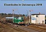 Eisenbahn Kalender 2019 - Oberlausitz und Nachbarländer (Wandkalender 2019 DIN A2 quer): Dampfloks, Dieselloks und Triebwagen in vier verschiedenen ... 14 Seiten ) (CALVENDO Hobbys)