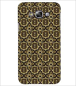 PrintDhaba Pattern D-5444 Back Case Cover for SAMSUNG GALAXY A8 (Multi-Coloured)