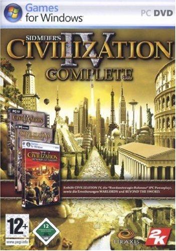 Civilization IV - Complete (DVD-ROM)