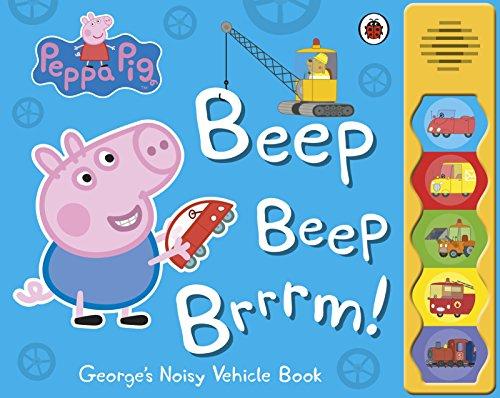 Peppa Pig: Beep Beep Brrrm! por Ladybird