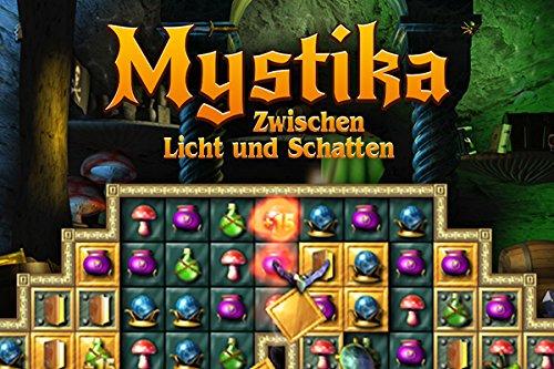 Mystika Zwischen Licht und Schatten