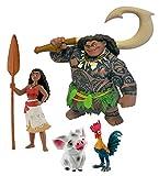 Bullyland, personaggi del film Oceania della Walt Disney, codice articolo 13181