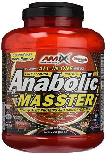 Amix Nutrition Matriz de Proteínas y Carbohidratos - 2200 gr