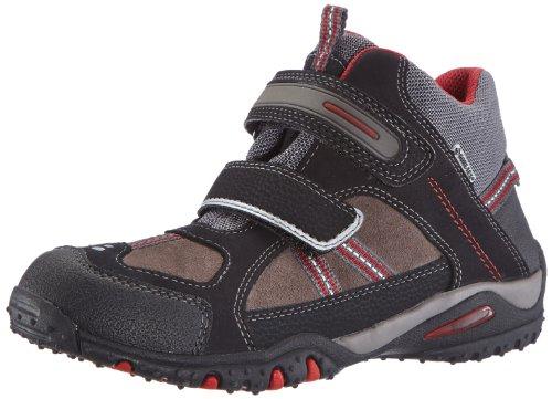 Superfit  Sport4, Chaussures de fitness outdoor fille Noir - Schwarz (schwarz kombi 02)