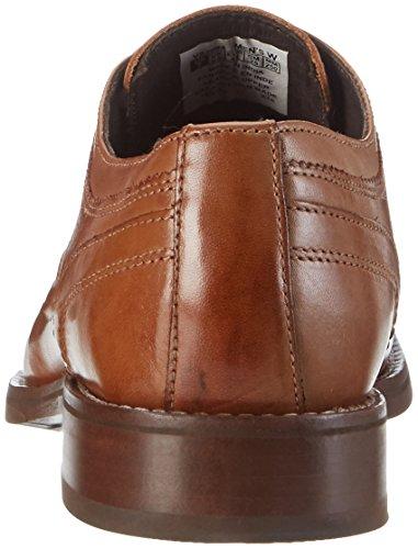 Rockport Herren Wyat Plain Toe Derby Braun (Cognac Le)