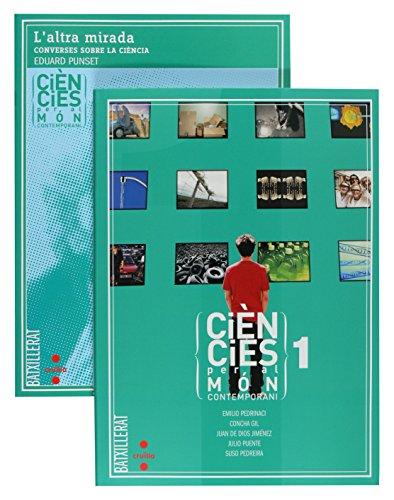 Ciències per al món contemporani. 1 Batxillerat - 9788466121583