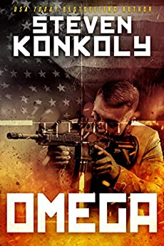 OMEGA: A Black Flagged Thriller (The Black Flagged Series Book 5) by [Konkoly, Steven]